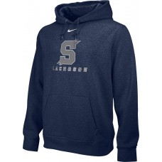Southridge Washington LAX 10: Youth-Size - Nike Team Club Fleece Training Hoodie (Unisex) - Navy