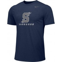 Southridge Washington LAX 01: Adult-Size - Nike Team Legend Short-Sleeve Crew T-Shirt - Navy