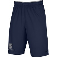 Southridge Washington LAX 13: Adult Size - Nike Team Fly Athletic Shorts - Navy